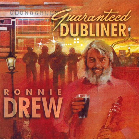 Guaranteed Dubliner - Ronnie Drew
