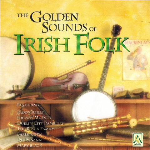 The Golden Sounds Of Irish Folk - Various