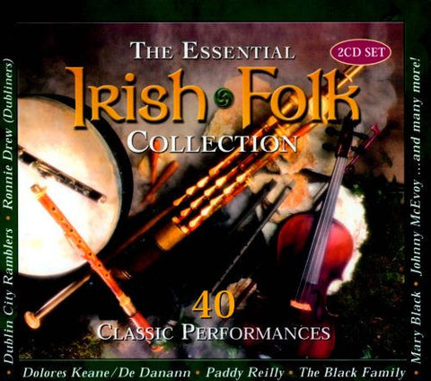 The Essential Irish Folk Collection