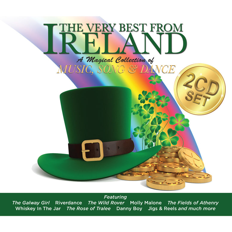 The Very Best From Ireland - Various