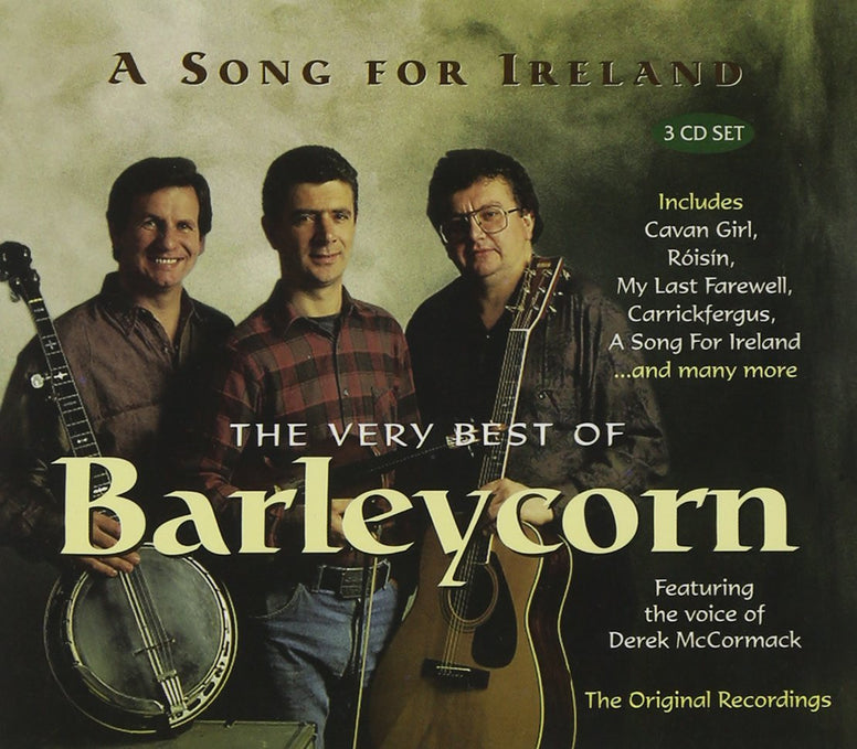 A Song For Ireland - The Very Best of Barleycorn - Barleycorn