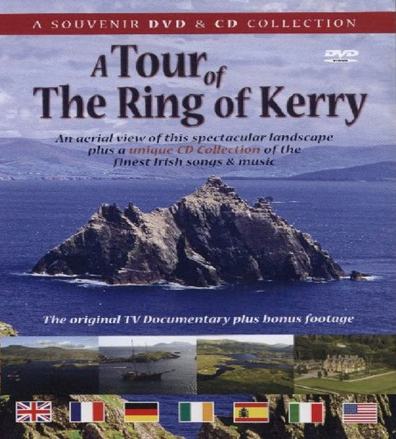 A Tour of The Ring of Kerry - DVD & CD Set