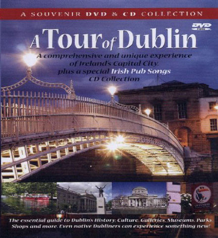 A Tour of Dublin - DVD & CD Set