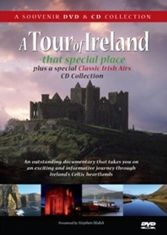 A Tour of Ireland - that special place CD & DVD
