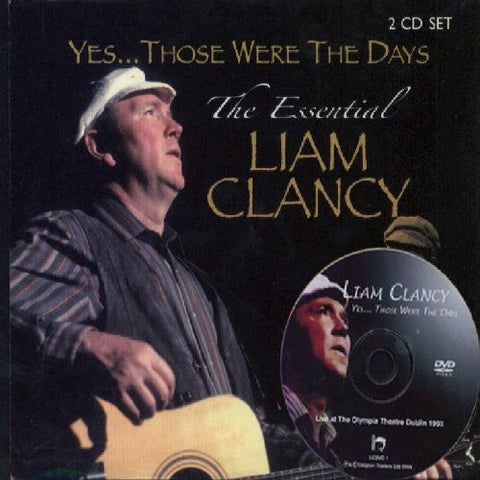 The Essential Collection + Live At The Olympia DVD - Liam Clancy