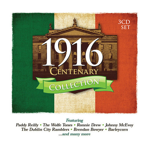 1916 Centenary Collection (3CD Set) - Various
