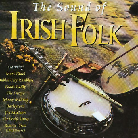 The Sound of Irish Folk - Various