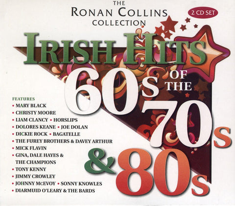 HITS OF THE 60'S, 70'S & 80'S - The Ronan Collins Collection - Various