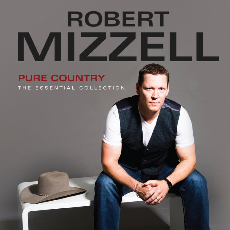 Pure Country - The Essential Collection - Robert Mizzell