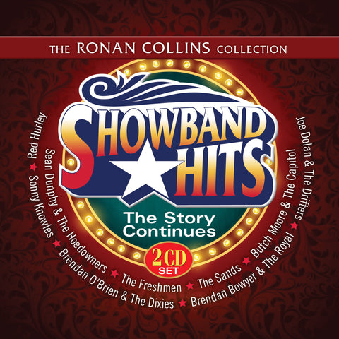 Showband Hits - The Story Continues - The Ronan Collins Collection - Various