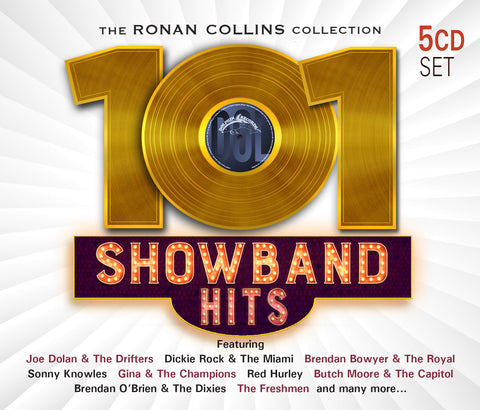 101 Showband Hits - The Ronan Collins Collection