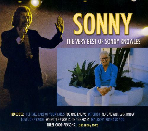 Sonny - The Very Best of Sonny Knowles - Sonny Knowles