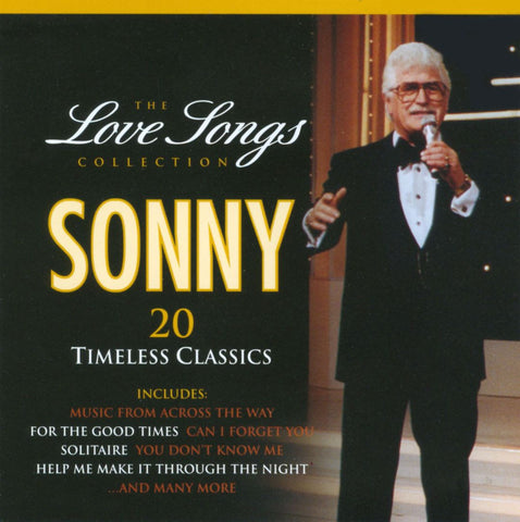 Sonny - The Love Songs Collection - Sonny Knowles
