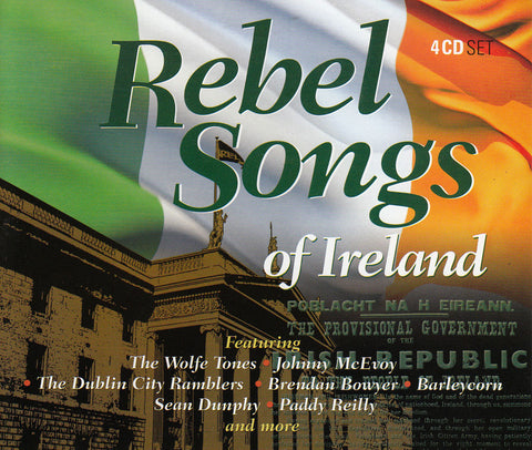 Rebel Songs of Ireland - Various