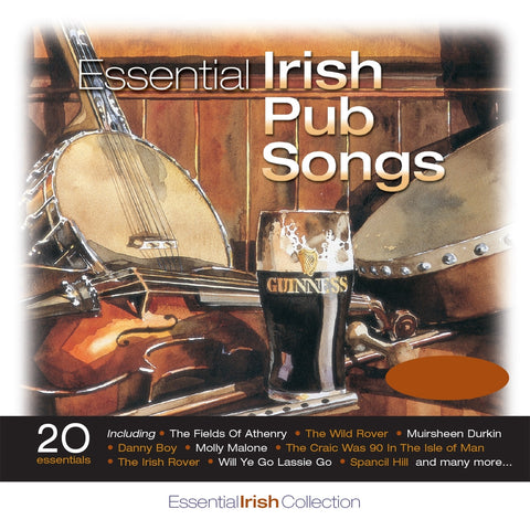 Essential Irish Pub Songs - Various