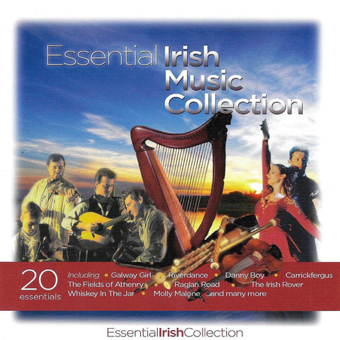 Essential Irish Music Collection - Various