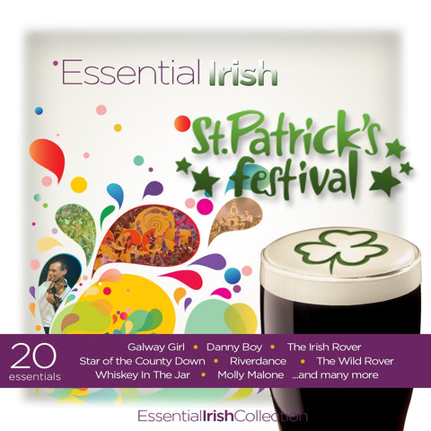 Essential Irish St.Patrick's Day Festival - Various