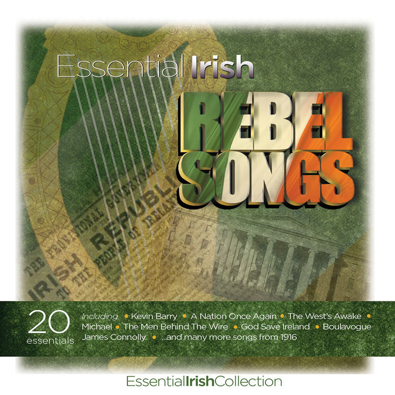 Essential Irish Rebel Songs - Various