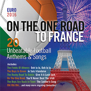 On The One Road To France - EURO 2016 - Various