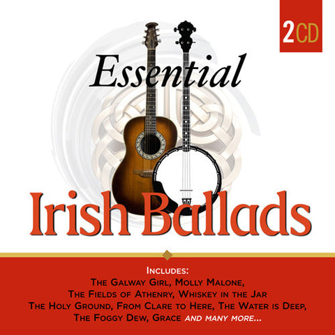 Essential Irish Ballads - Various Artists