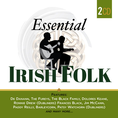 Essential Irish Folk - Various Artists