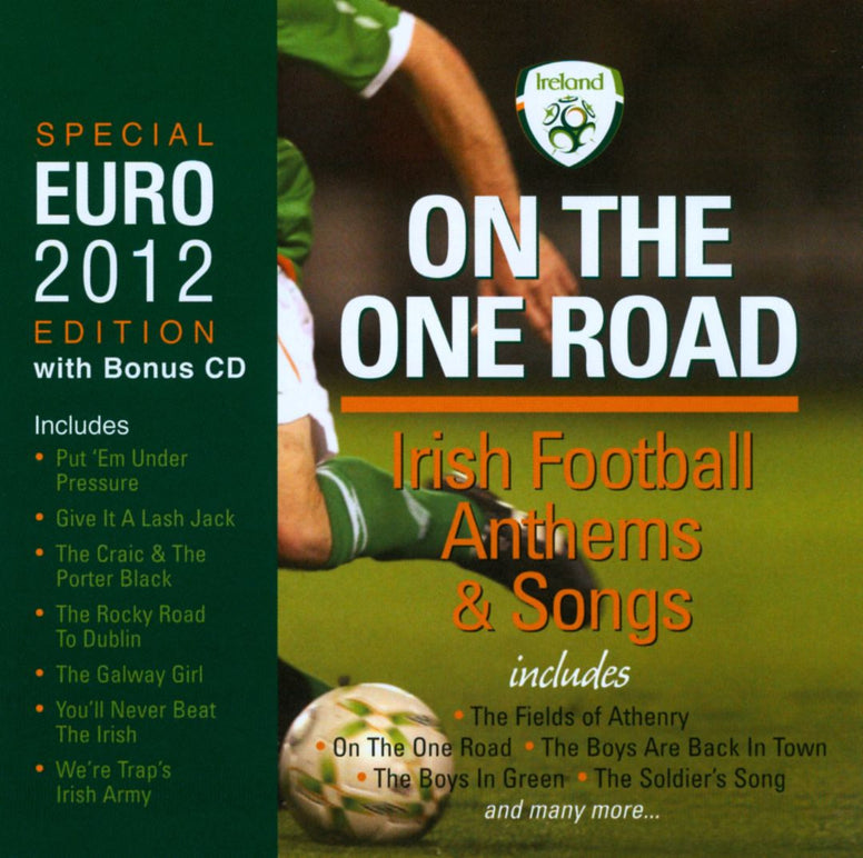 On The One Road - Irish Football Anthems - Various