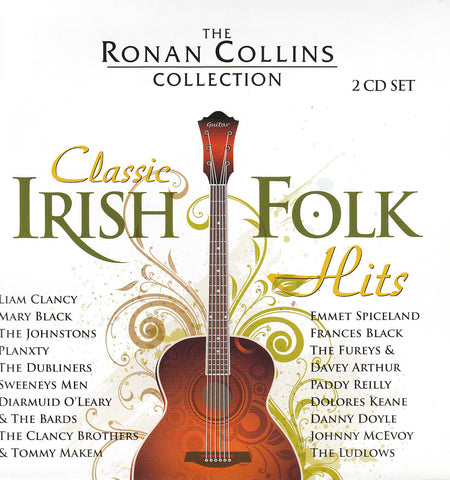 Classic Irish Folk Hits - Ronan Collins Collection - Various
