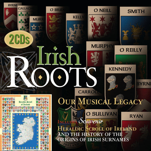 Irish Roots - Our Musical Legacy - Various