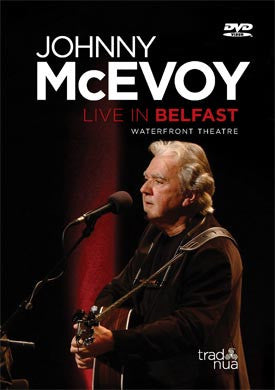 Live In Belfast Waterfront Theatre - Johnny McEvoy