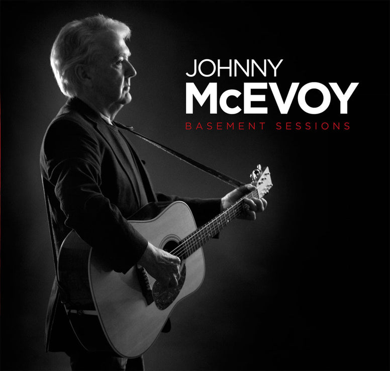 Basement Sessions - Johnny McEvoy