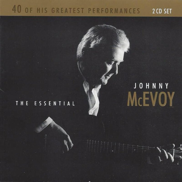The Essential Johnny McEvoy (2CD Set) - Johnny McEvoy