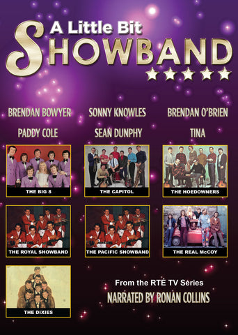 A Little Bit Of Showband DVD - Various