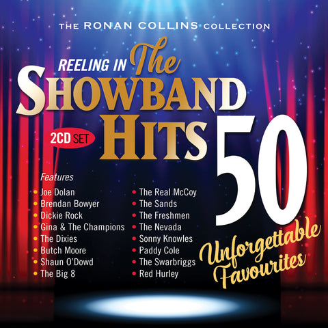 Reeling In The Showband Years - The Ronan Collins Collection