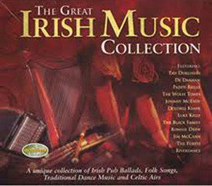 The Great Irish Music Collection (3CD Set) - Various