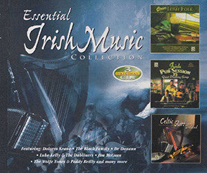 Essential Irish Music Collection (3 CD Set) - Various