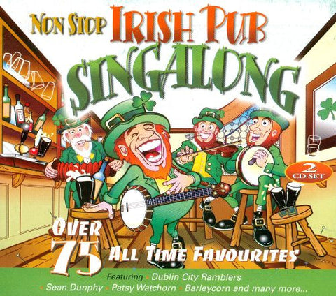 Non Stop Irish Pub Singalong (2CD Set) - Various