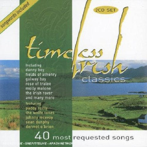 Timeless Irish Classics (2CD Set) - Various