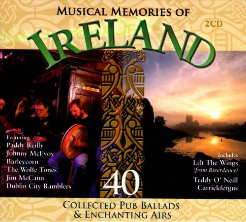 Musical Memories of Ireland (2CD Set) - Various