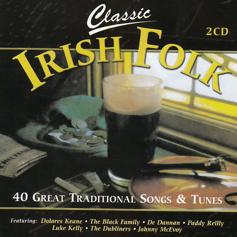 Classic Irish Folk (2CD Set) - Various