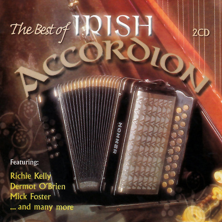 The Best of Irish Accordion (2 CD Set) - Various