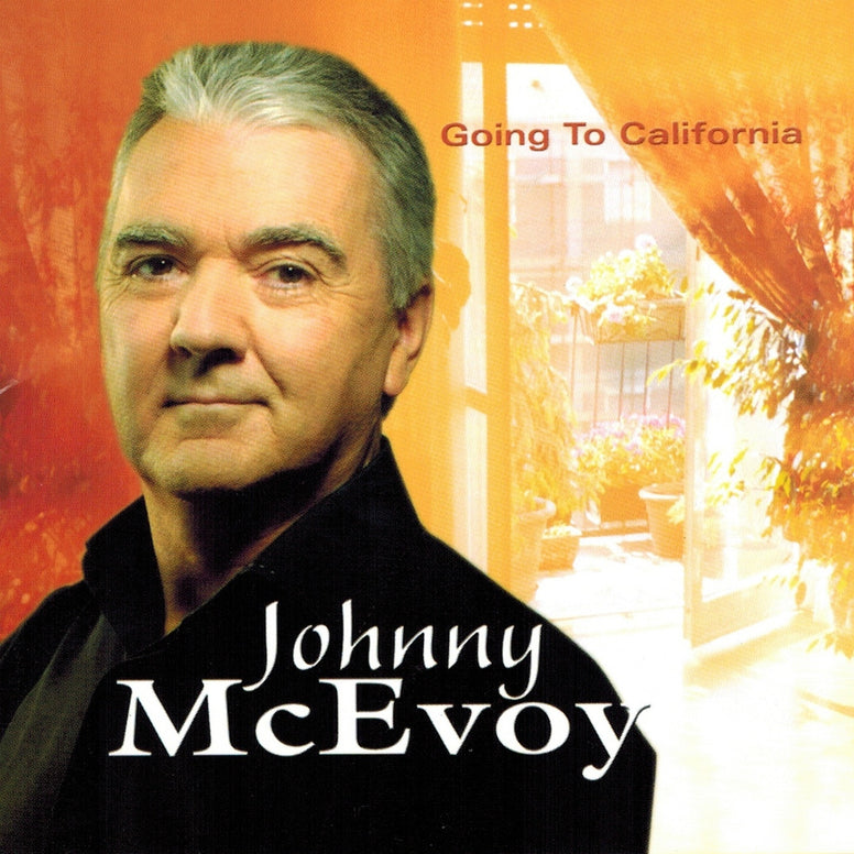 Going To California - Johnny McEvoy