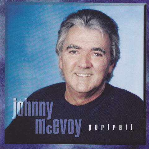 Portrait - Johnny McEvoy