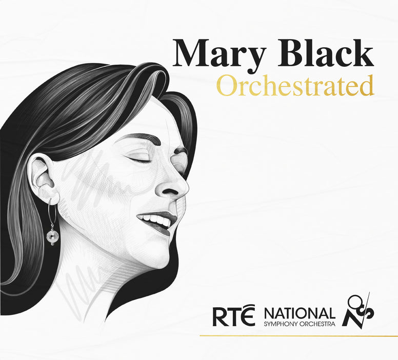 Mary Black Orchestrated - Mary Black featuring The National Symphony Orchestra