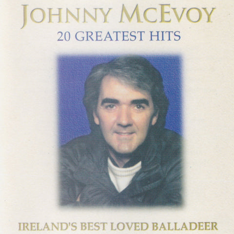 20 Greatest Hits - Johnny McEvoy