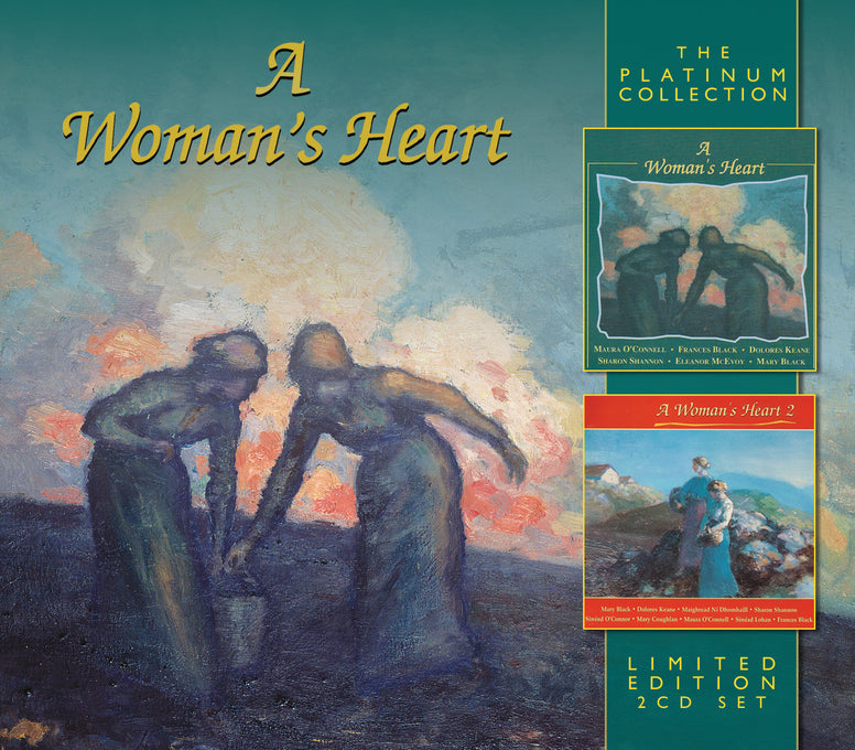 A Woman's Heart - The Platinum Collection