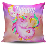 FREE Unicorn Pillow Covers
