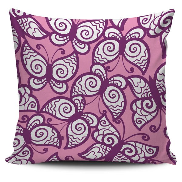 Beautiful Butterflies Pillow Covers