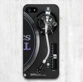New Technics 1210s 1210 Turntables DJ Protective Cover Case For iPhone 4/4s/5/5s/5c/6/6s/6plus/6splus/7/7plus