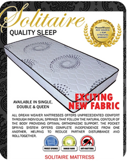 Solitaire Double Mattress