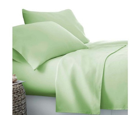 Microfibre Sheet Set 6 Colours  - FREE DELIVERY